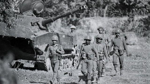 भारत-पाकिस्तान युद्ध-1971