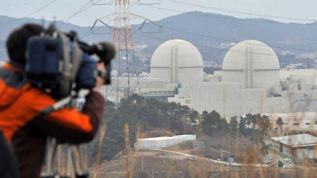 부산의 신고리 3,4호기. 이번 공론조사에서는 비전문가인 일반 시민이 원전 정책을 논의했다.