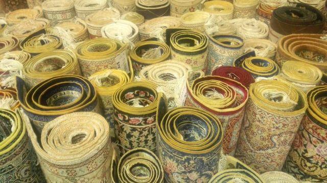 محصولات افغانستان