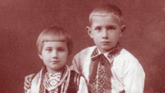 Дети Ивана Тиктора