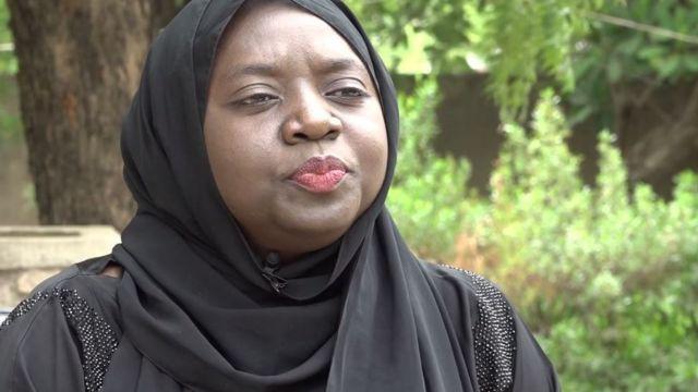 Barrister Huwaila Ibrahim