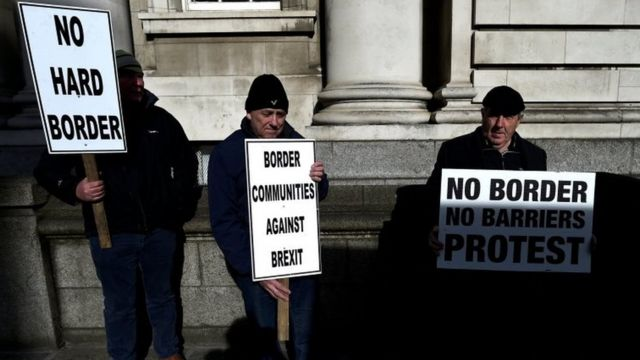 Brexit: Ireland 'to play tough' over talks - commissioner