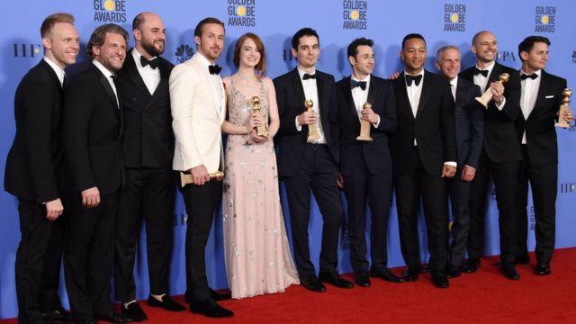 Golden Globe, La La Land