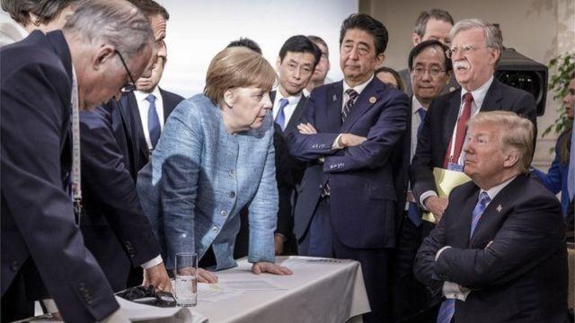 美国在前总统特朗普领导下,与G7盟友的关系变得紧张,外界正密切注视拜登会如何修补这些关系。