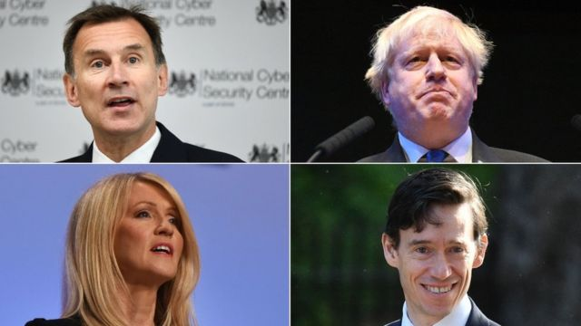Race to be new UK prime minister begins