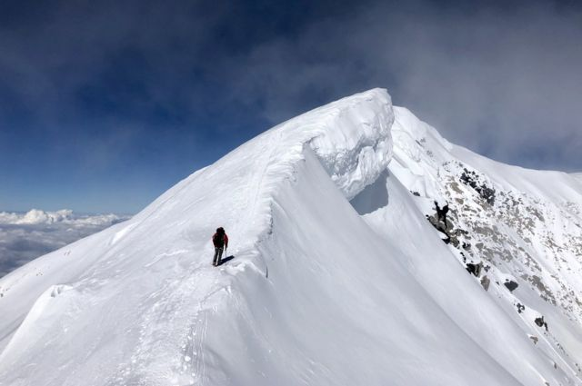 The mountain climbers showing diabetes doesn't have to be an uphill struggle
