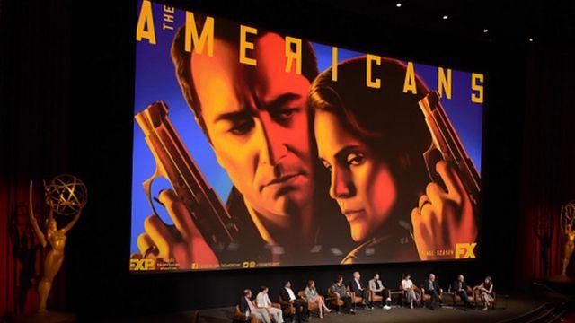 Charla con los actores de la serie