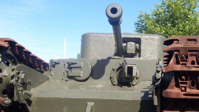 Un Churchill modificado
