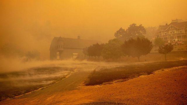 Požari u Kaliforniji