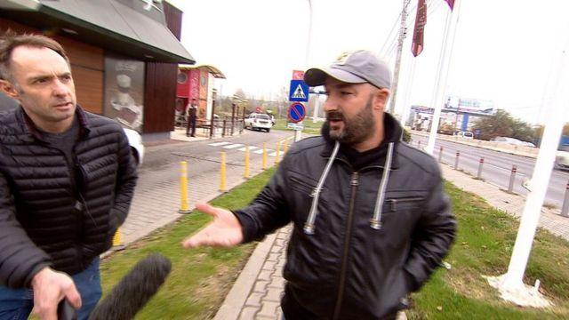 BBC intentando hablar con Ivaylo Nikolov