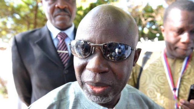 Ousainou Darboe avait été condamné en juillet