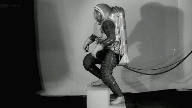 Traje espacial soviético