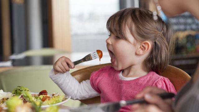 Children's menus at Scots tourist attractions criticised