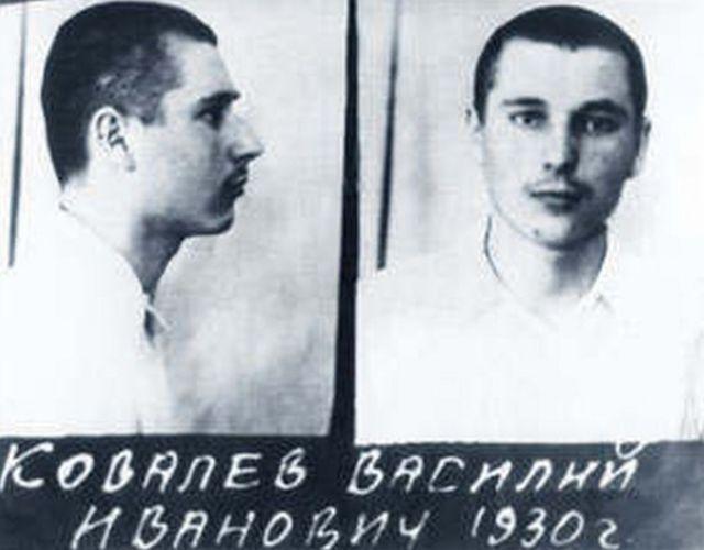 Fotografija Kovaljeva iz zatvora