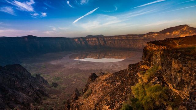 Cratera de Al Wahbah