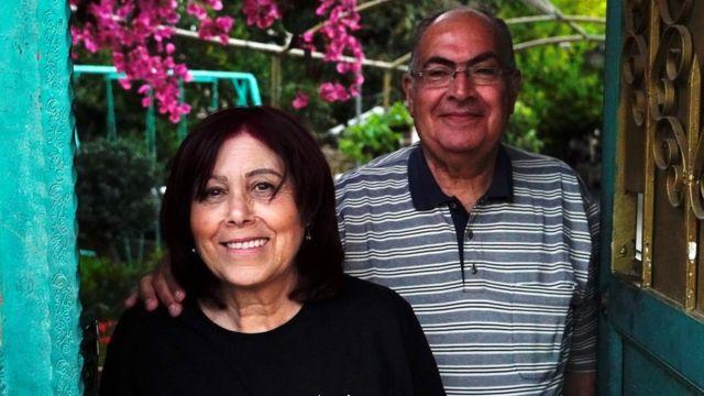 Samira Dajani ve Adel Budeiri