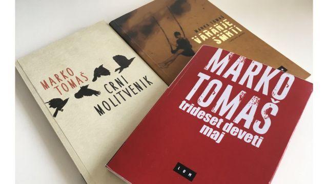 Knjige Marka Tomaša