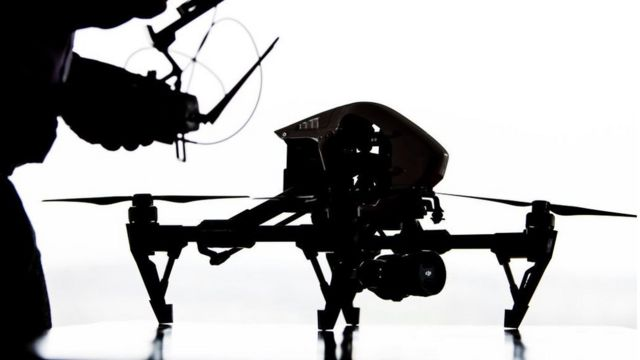 US warns of threat from Chinese drone companies