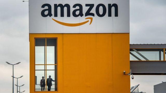 oficinas de Amazon en Francia