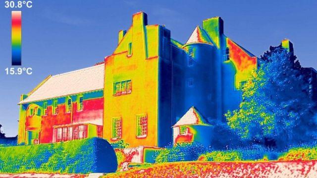 Mackintosh Hill House damage revealed by new survey