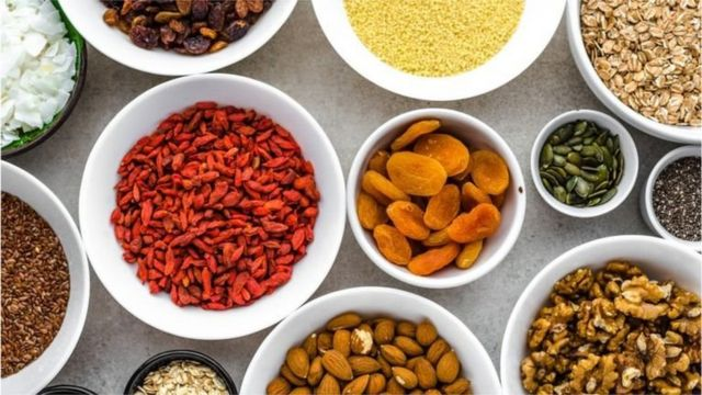 bitkisel gıdalar