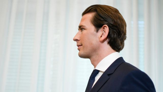 Austrian far-right FPÖ quits Kurz government after sacking
