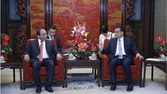 Việt Nam, Trung Quốc, thương mại