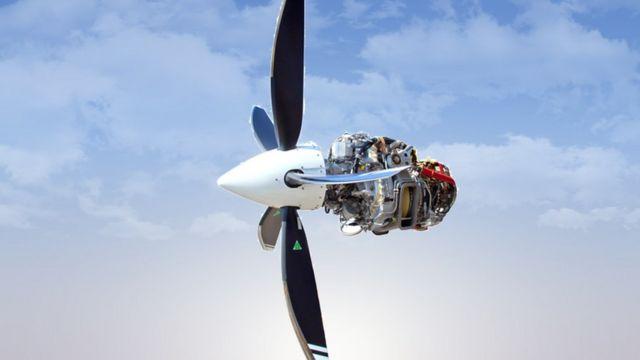 Двигун АІ-450Т
