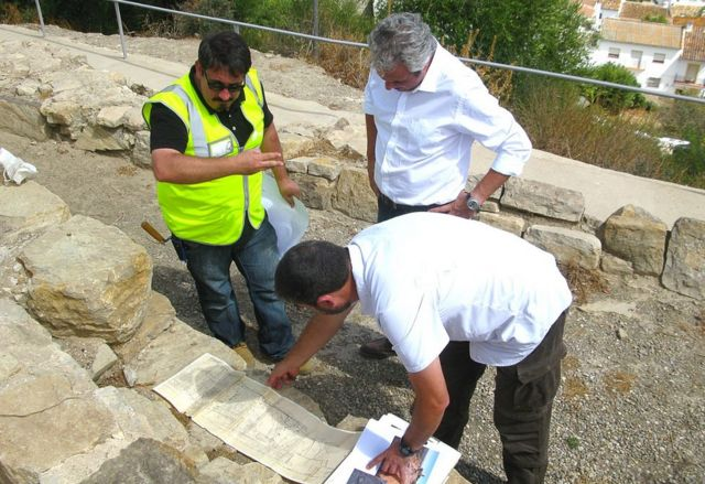 Unearthing Roman 'nerve centre' in Spain