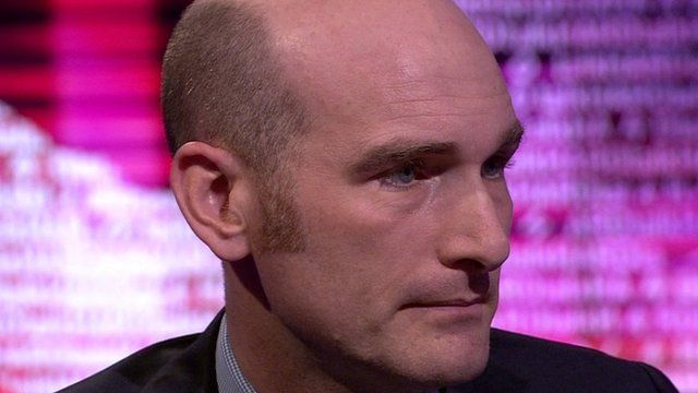 French journalist and former hostage Nicolas Henin