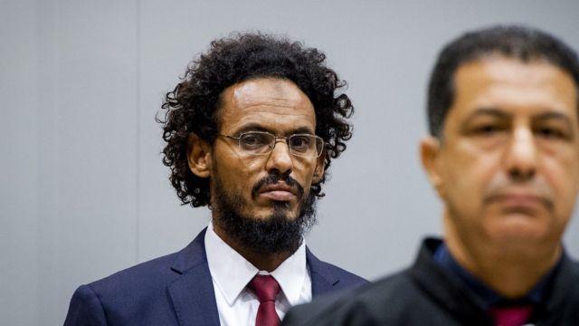 Ahmad al-Faqi al-Mahdi agishikanwa ubwa mbere muri sentare mu 2015