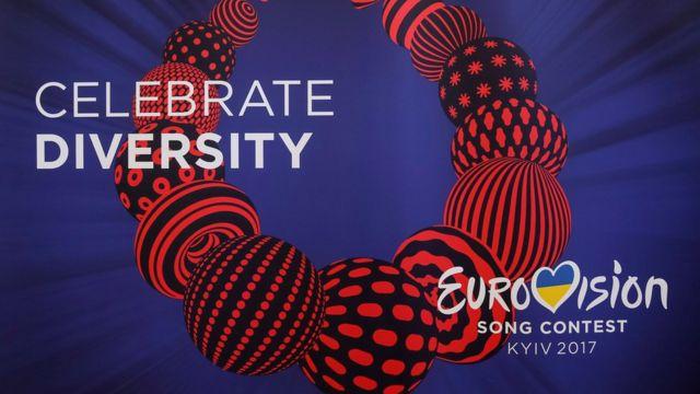 Євробачення, логотип