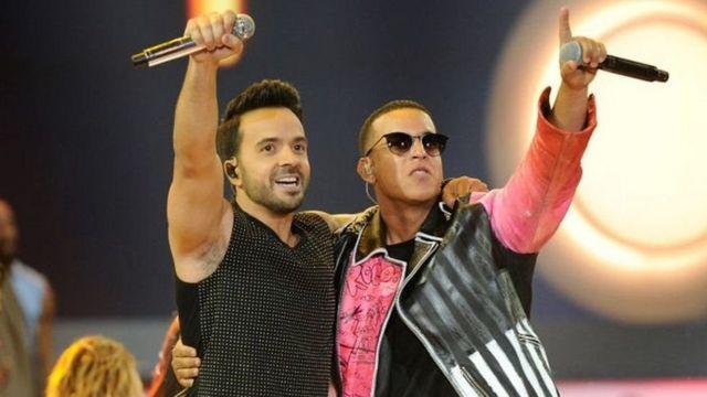 Penyanyi Despacito