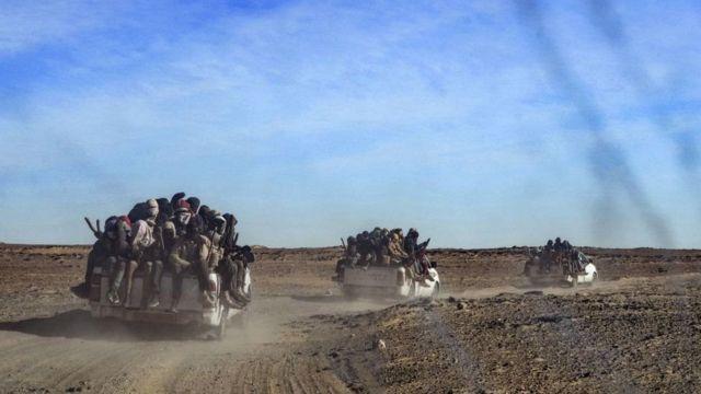 يتوقع البعض تدفقا متزايدا للمهاجرين الذين يقومون برحلة محفوفة بالمخاطر صوب الشمال من أماكن مثل النيجر