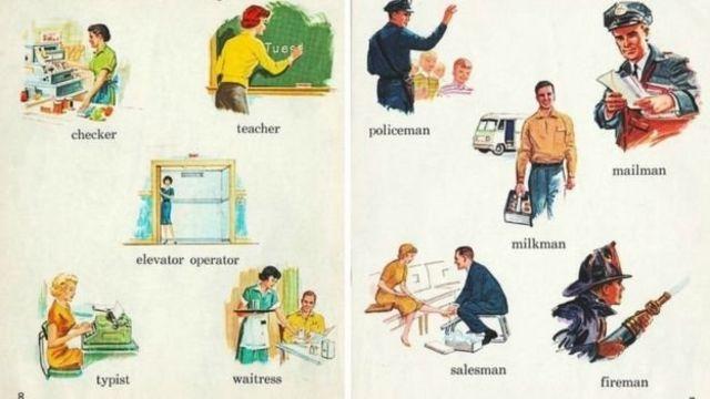 1962-ci ildə ABŞ-da istifadə edilmiş dərslik- çox dəyişiklik olmayıb, ekspertlər deyirlər
