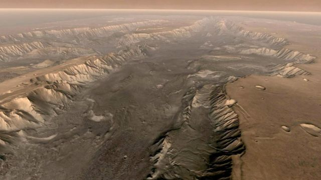 Марс будет негостеприимен к астронавтам, которым придется считать его своим вторым домом