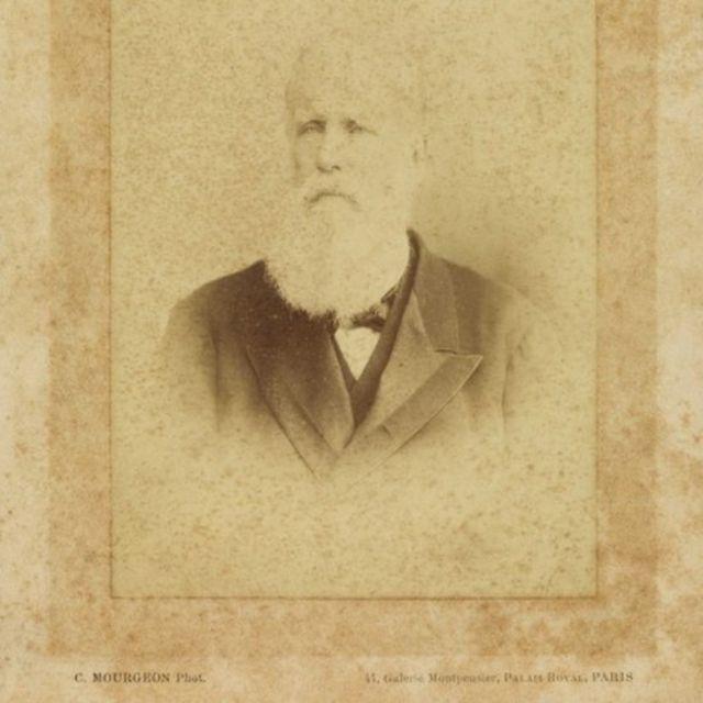 Retrato de d. Pedro 2º