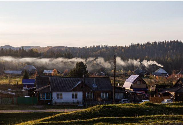 село Таяты
