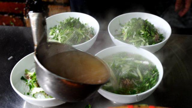 Việt Nam, phở