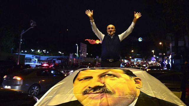 1 Kasım seçimleri sonrası