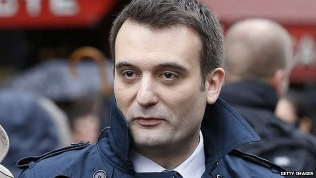 Combative new star of the French right