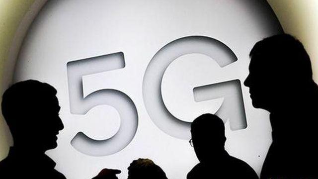 華為參加5G網