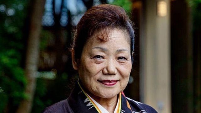 Perempuan Okinawa