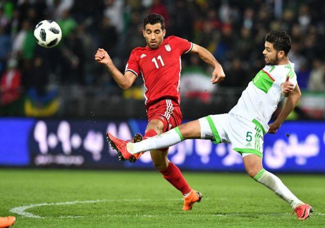 ایران و الجزایر