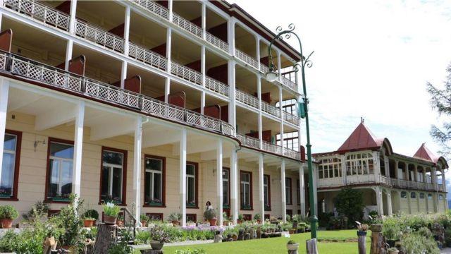 谢茨阿尔卑酒店