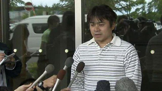 Takayuki Tanooka.