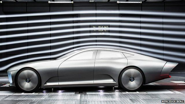 Mercedes-Benz concept car
