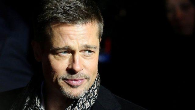 Brad Pitt ashaka ko we na Jolie barerera hamwe abana batandatu batunze