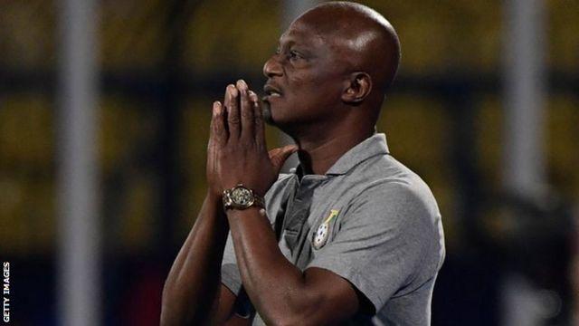 L'entraîneur du Ghana, Kwesi Appiah