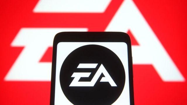 Логотип EA